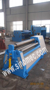 Sheet Metal 4 Roller Rolling Machine pictures & photos