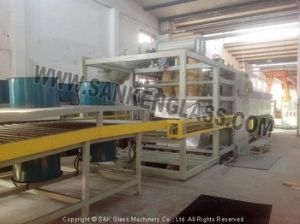 Auto Toughened Rear Windshield Glass Machine pictures & photos