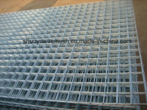 Anping Factory OEM Welded Wire Mesh Panel pictures & photos