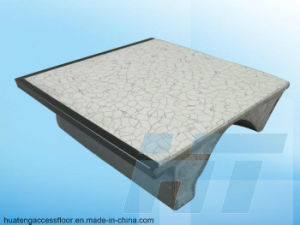 Antistatic PVC Raised Access Floor pictures & photos