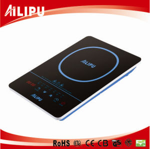 2016 Newest Model! ! ! with Turbo Fan and Ultra Slim Body Full Touch CB Induction Cooker 2000W pictures & photos