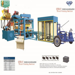 New Technology Full Automatic Hydraulic Hollow Block Making Machine pictures & photos