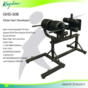 Fitness Equipment/New Design Glute Ham Developer/Hot Sales Waist Glute Ham Develope pictures & photos