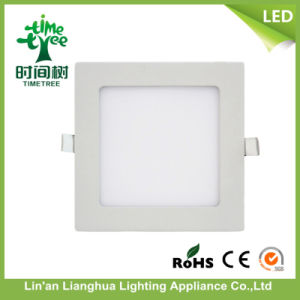High Brightness Slim Square 12W LED Panel, Lled Panel Light pictures & photos