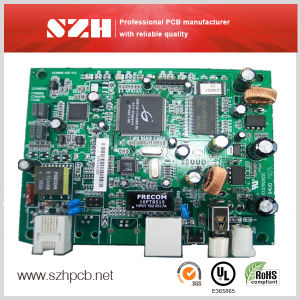 PCB Fr4, OSP Double Sided Rigid PCB pictures & photos