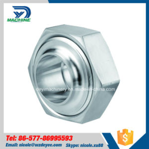 Sanitary Stainless Steel Hexagon Nut Union (DY-U010) pictures & photos