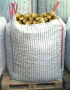 PP Mesh Ventilated Jumbo Bag for Packing Firewood pictures & photos