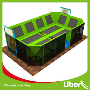 China Famouse Brand Top Quality Indoor Trampoline Park for Sale pictures & photos