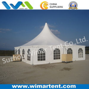 10X10m Cheap Outdoor High Peak Gazebo Tent pictures & photos