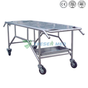 One-Stop Shopping Medical Hospital Mortuary Corpse Trolley pictures & photos