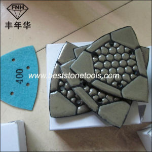 Dd-4 Stone Diamond Dry Pad pictures & photos