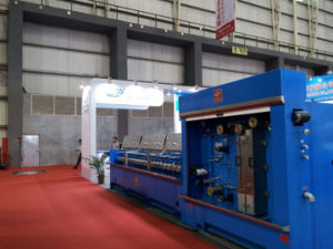 Mulit-Wires Cable Drawing Machine with Annealer pictures & photos