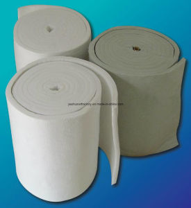 1600c Pmf Thermal Insulation Polycrystalline Mullite Ceramic Fibre Blanket pictures & photos