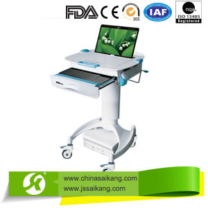 Durable Powder Paint Mobile Doctor Workstation Trolley pictures & photos