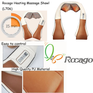 Heating Back Massager, Kneading Shoulder Massager pictures & photos