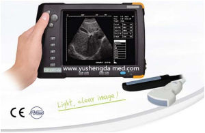 7 Inch High Qualified Clear Image Medical Equipment Ultrasound pictures & photos