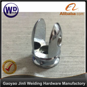Flower Shaped Glass Clamp Gc-3401 pictures & photos