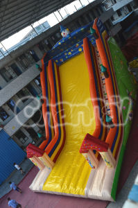 Titanic Dry Inflatable Slide (CHSL324-L) pictures & photos