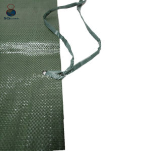 Wholesale 20kg 25kg Polypropylene Woven Sand Bags pictures & photos