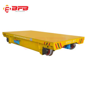 China Supplier Rail Electric Truck with Cast Steel Wheel pictures & photos