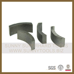 Premium China Diamond Drill Segment for Granite, Marble, Concrete pictures & photos