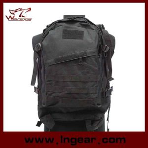 Military Tactical 3D Backpack School Bag for Outdoor Sports Bag pictures & photos