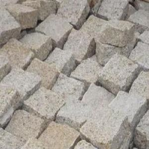 Yellow Granite Paver Stone/G682 for Garden/Paving Stone/Block Paving/Pavestone/Driveway Pavers pictures & photos