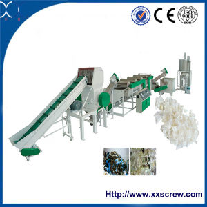 Plastic Bottle Plastic Flakes Washing Line pictures & photos