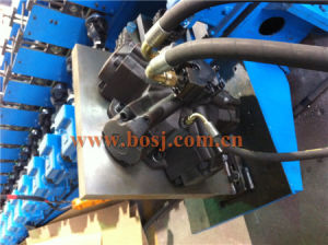 Metal Wall Holder and Support Channel Bracket for Cable Tray Roll Forming Production Machine Thailand pictures & photos