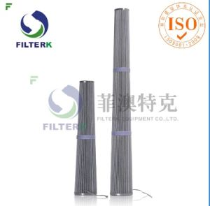 GS1760-Nlw Filterk Thread Bottom Dust Collector Filter Cartridge pictures & photos
