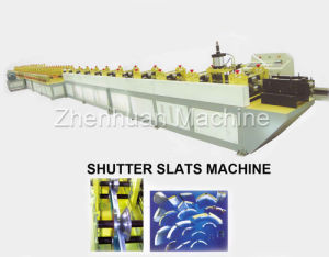 Shutter Slats Roll Forming Machine pictures & photos
