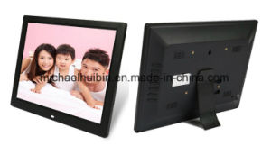 14′′ TFT LCD Multi-Media Advertising Video Music Picture Display (HB-DPF1402) pictures & photos