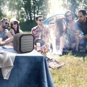 Factory Wholesale Karaoke Bluetooth Portable Mini Wireless Speaker pictures & photos