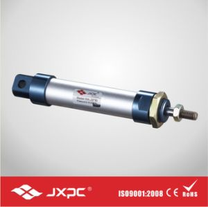 Pneumatic Sc Aluminum Alloy Double Rod Type Cylinder pictures & photos