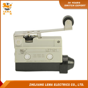 Lema Lz7121 Roller Lever Sealed Dustproof Waterproof Oilproof Limit Switch pictures & photos