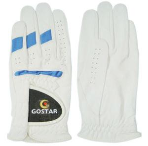 Men′s Cabretta Golf Glove (CGL-32) pictures & photos