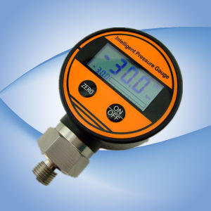 68mm Digital Pressure Gauge for Water 0~60MPa pictures & photos