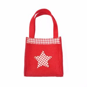 100% Polyester Christmas Crafts Bag for Christmas Gifts pictures & photos