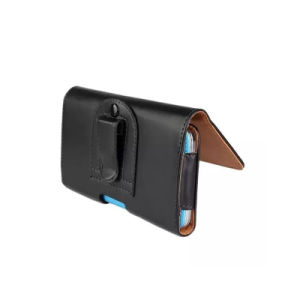 Universal Smart Phone Leather Case with Four Size pictures & photos
