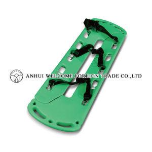 Aluminum Alloy Medical Scoop Stretcher pictures & photos