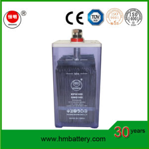 Nickel-Cadmium Rechargeble Batteries 100ah for Sale pictures & photos