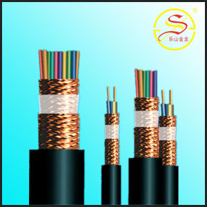 Flame Retardant PVC Insulation Copper Tape Screened Control Cable pictures & photos
