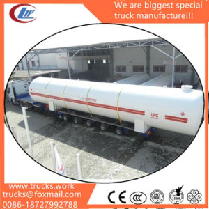 Factory Direct 40000L 45000L 50000L Diesel Oil Fuel Tanker Tank Semi Trailer pictures & photos