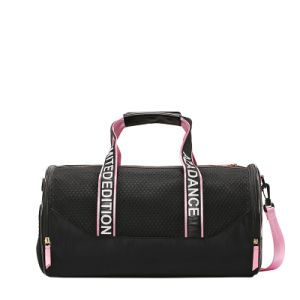 Women Contrast Travel and Duffel Boston Bag