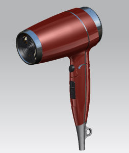 2017 Newest Hotel Wall Mounted Profeesional Foldable Household Travel Hair Dryer pictures & photos
