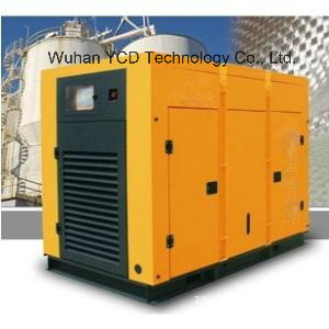 Diesel Fixed Screw Air Compressor for/Well Drilling/Shale Drilling/Oil Exploration/Blasting Industries/Road and Bridge Construction pictures & photos