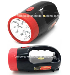 9 LED Rechargeable Flashlight LED Torch pictures & photos