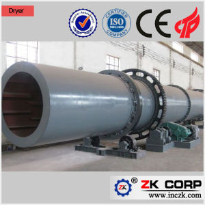 40t/H Powdered Coal Rotary Dryer Machine for Sale pictures & photos