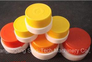3 Parts Plastic Sport Cap Assembly Machine Assembling Machine pictures & photos