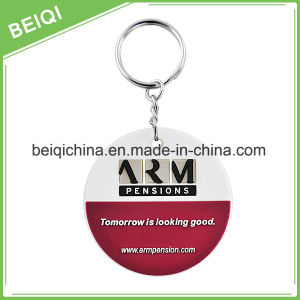 Custom 3D Soft PVC Keychain /Silicone Keyring pictures & photos